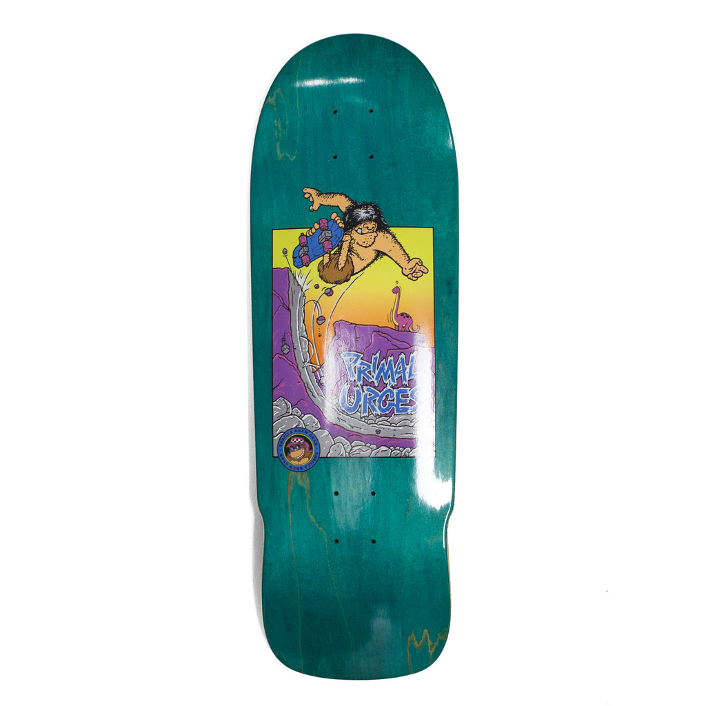 Replica 1980s Primal Urges Skateboard (SOLD OUT)