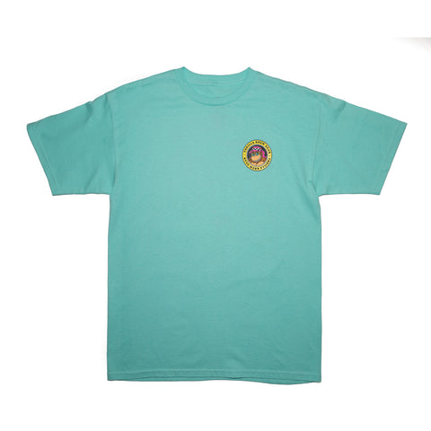 Surf Legends Thrilla Krew Tee (Celadon)