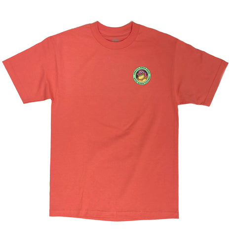 Surf Legends Thrilla Krew Tee (Coral)