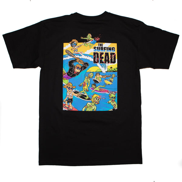 The Surfing Dead (Black)