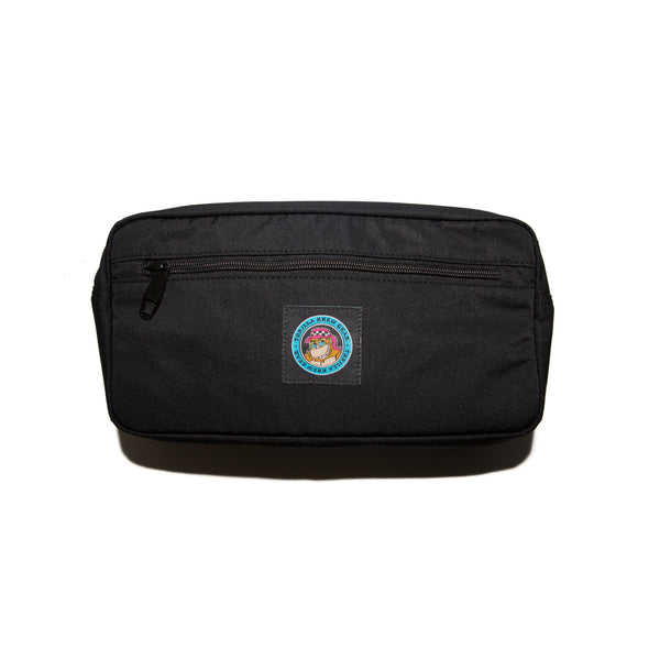 Thrilla Gorilla Deluxe Hip Bag (Black)
