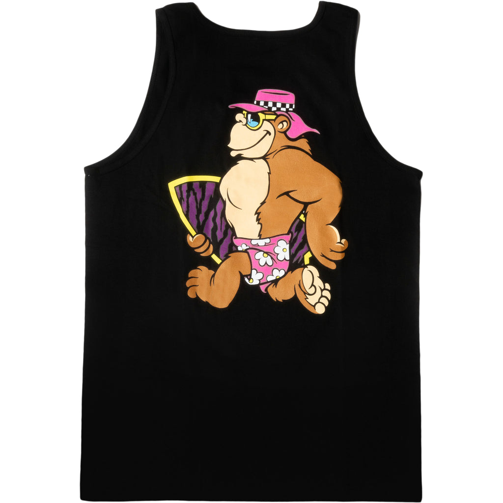 Thrilla Walk Tank (Black)