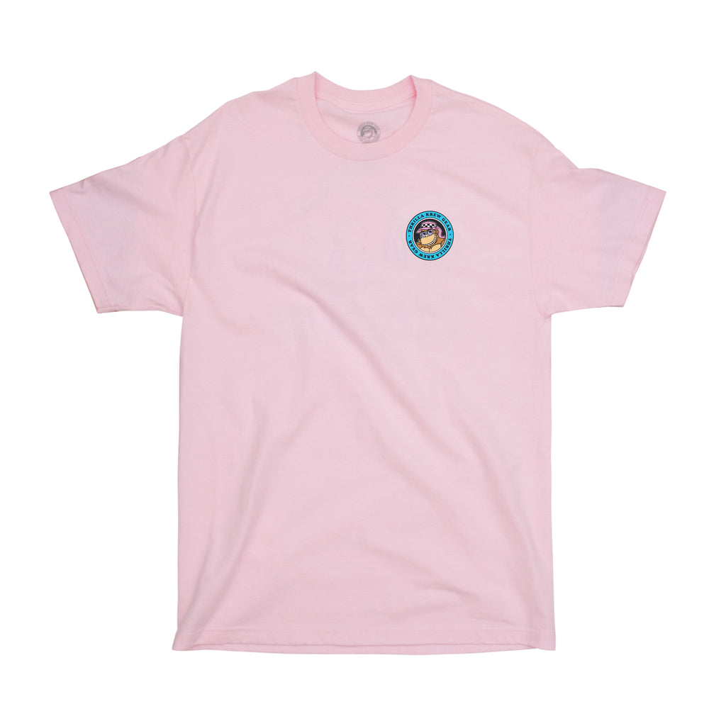 Thrilla Gorilla Tee (Rose)