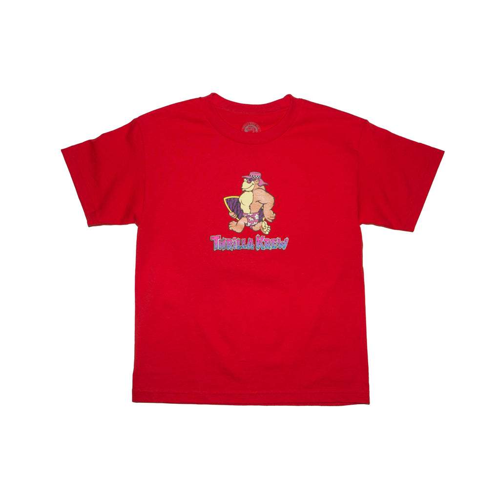 Classic Thrilla Gorilla - Youth (Red)