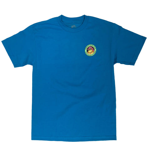 Kool Kats Built To Shred Thrilla Krew Tee (Turquoise)
