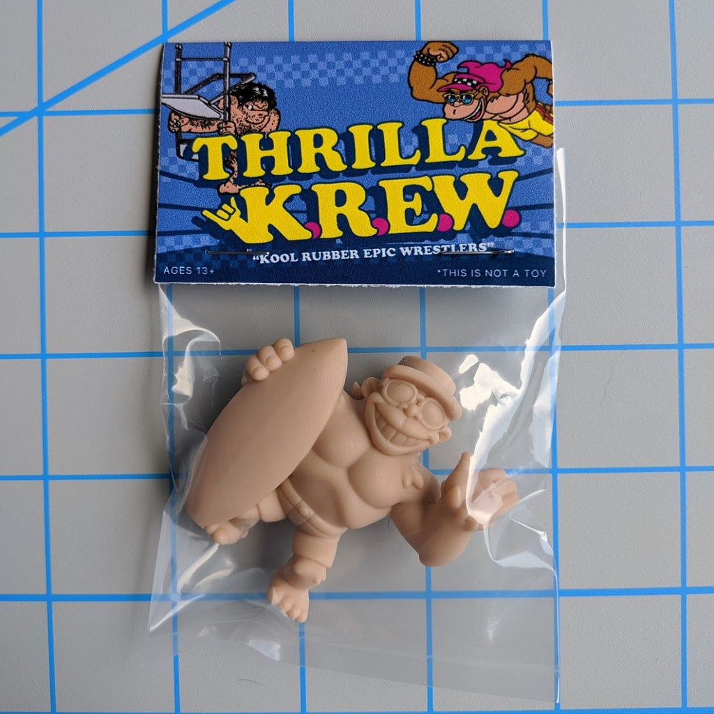 Thrilla Gorilla Figurines