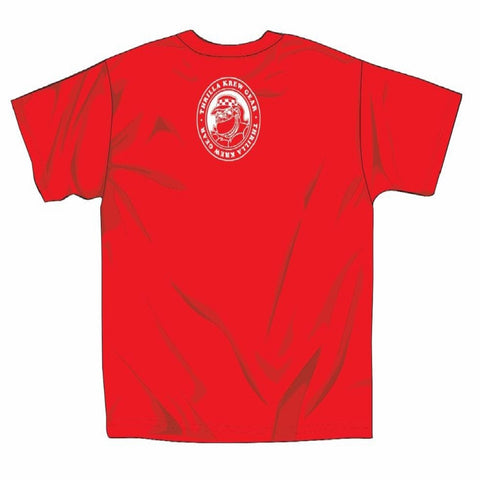 Thrilla Walk Youth Tee (Red)   ***** Only One Small Left ******