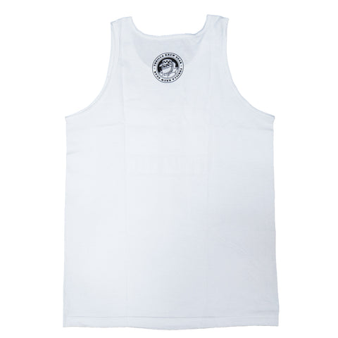 Thrilla Davis Work Tank (White)