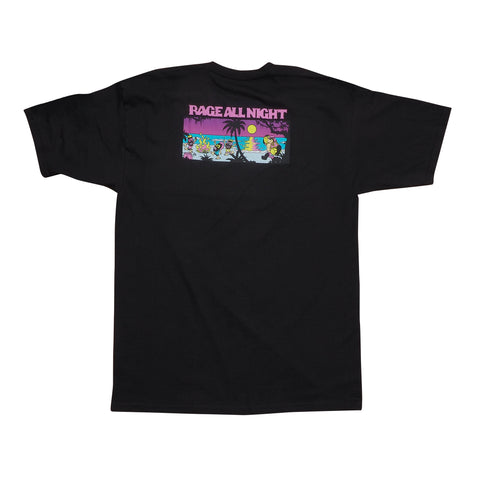 Surf All Day Rage All Night (Black)
