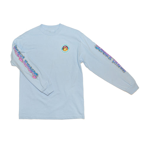 Summer Thrilla The Grouch & Eligh x Thrilla Krew Collab Long Sleeve (Powder)