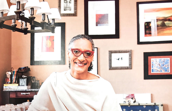 #warriorwoman Carla Hall