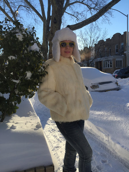 SNOWblizzard 2016 Do like a SNOWbunny All In WHite