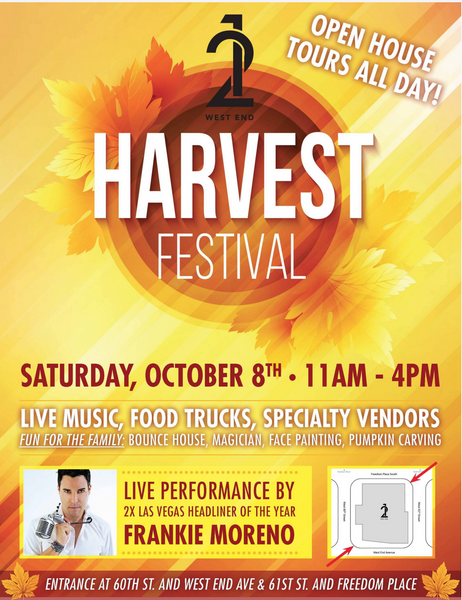 Join Us @Harvest Festival NYC