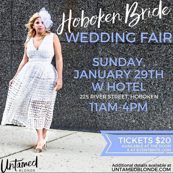 Hoboken Bride Wedding Fair