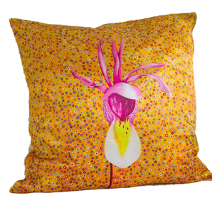 CALYPSO Silk Pillowcase Accent Decorative Throw Pillow/Cushion