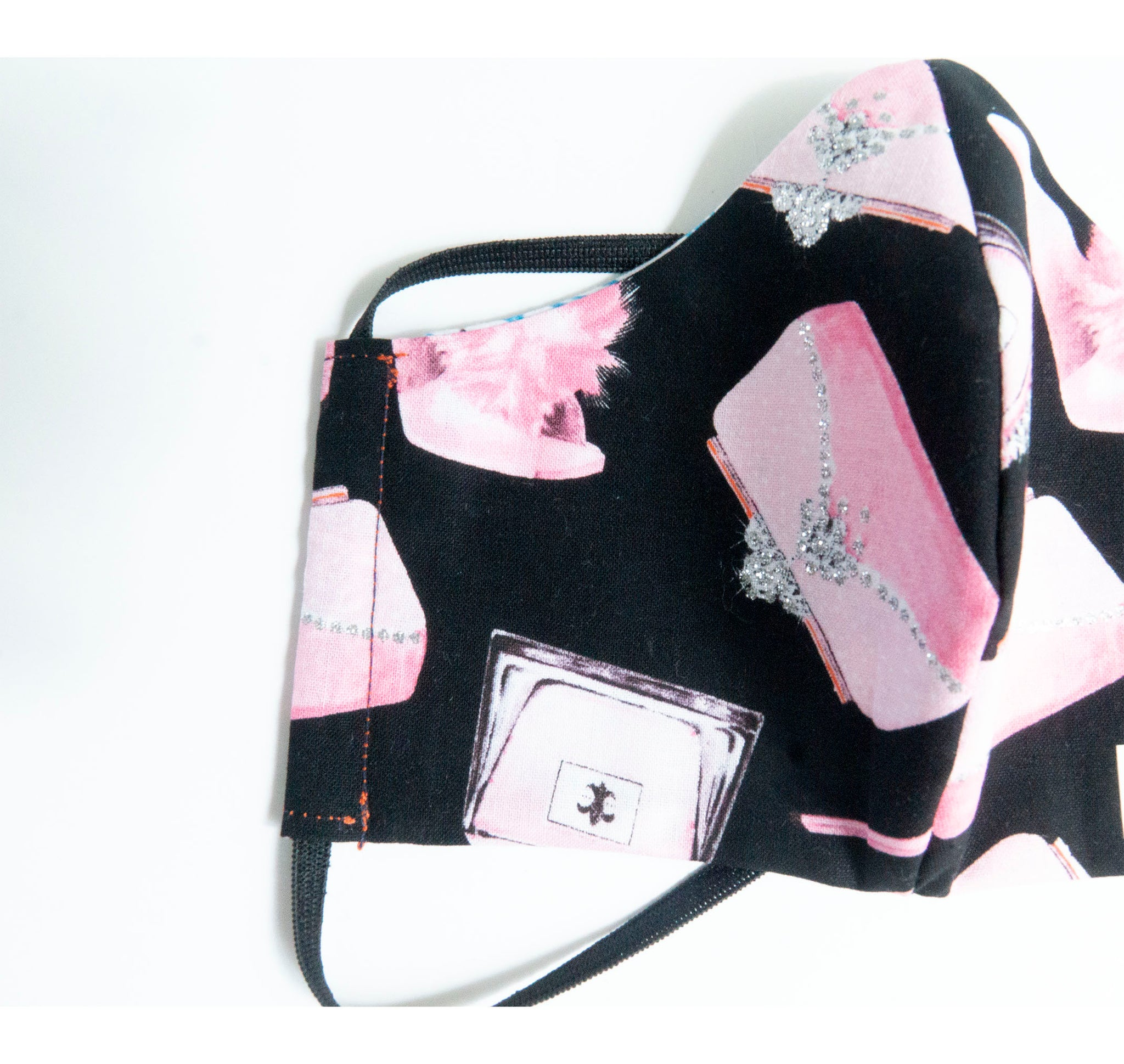 """City Girl"" Fashion Cotton Face Mask With Filter (ADULT)"