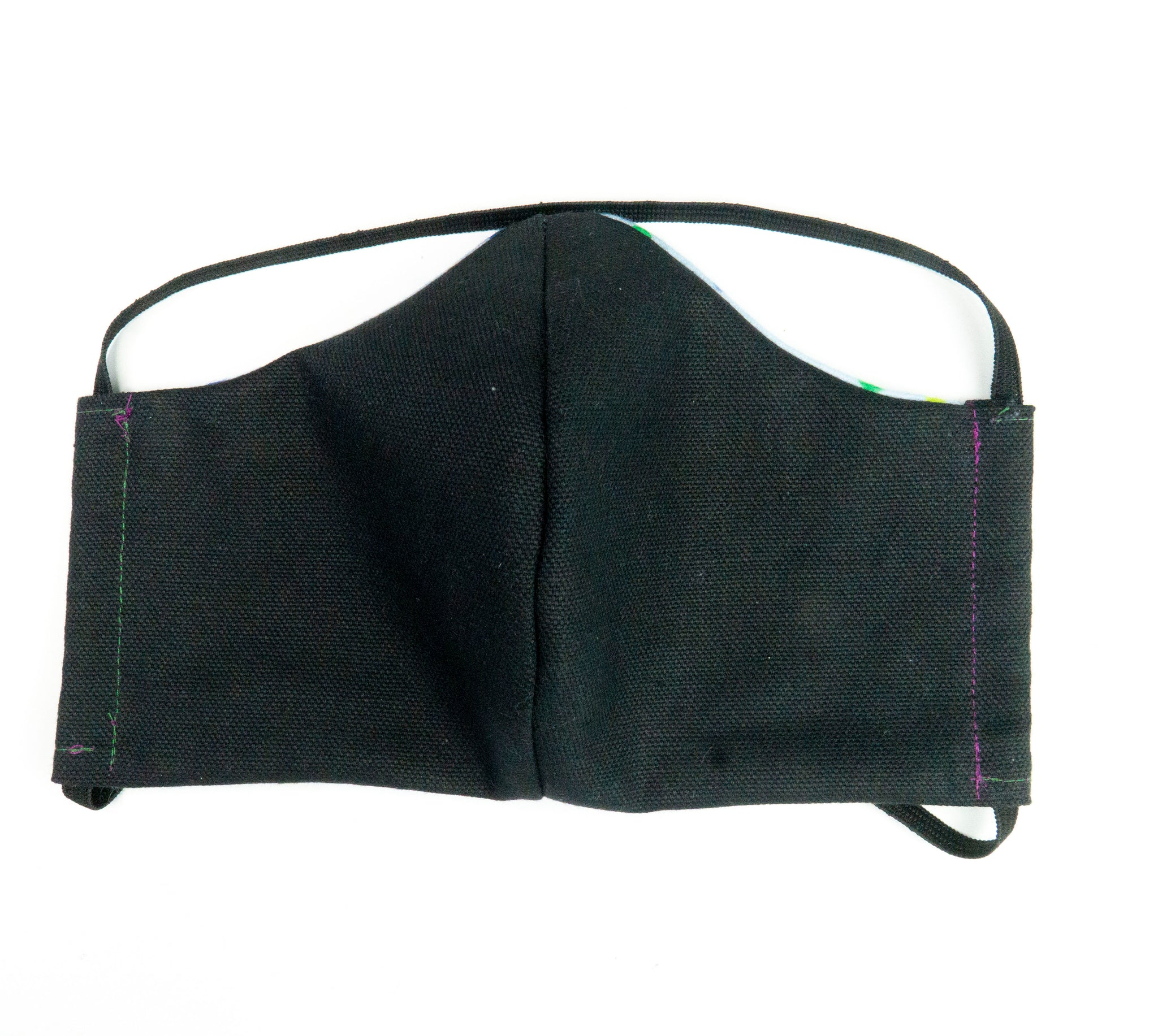 """Blackboard"" Fashion Cotton Face Mask With Filter (ADULT)"