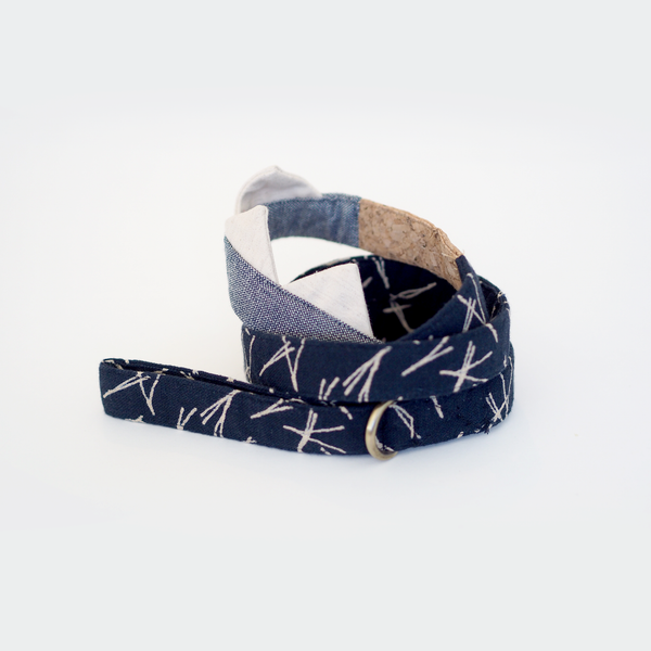 Indigo Twigs Dino Leash - Ohpopdog