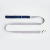 Nautical Blue Striped Basic Leash