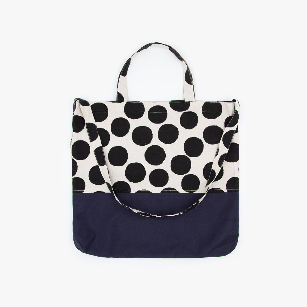 Polka Dots Dog Essentials Bag, Dog Bag, Ohpopdog