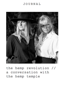 Moss Journal: An Intimate Interview