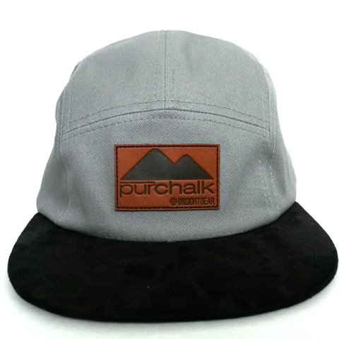 Twin Peak Five-Panel  Cap