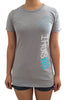 Women's T-shirt Heather Gray
