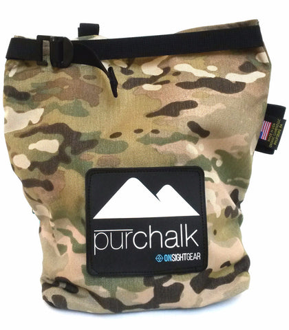Multicam Lunch-Bag Chalk Bucket