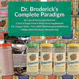 Dr. Broderick's Complete Paradigm