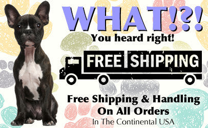 Free Shipping and Handling In The Continental US