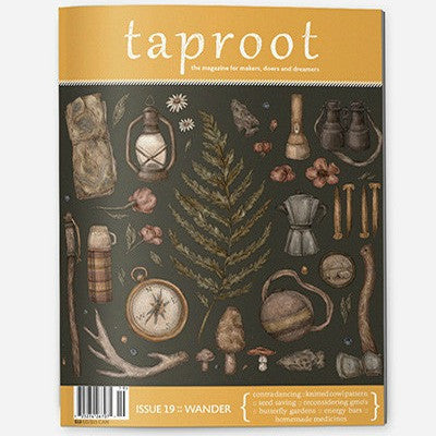 Taproot: Issue 19: WANDER