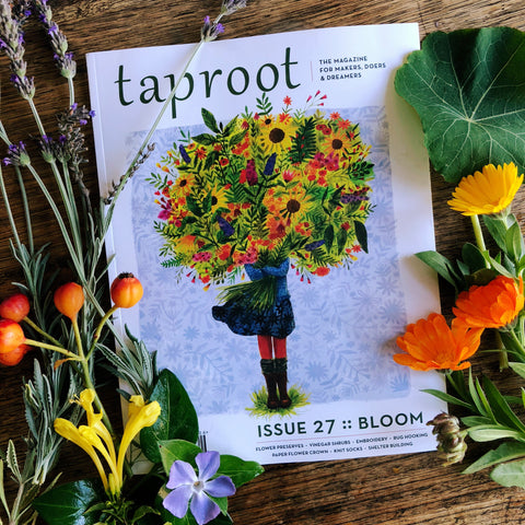 Taproot: Issue 27 :: BLOOM