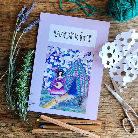 Wonder: Issue 5: Winter
