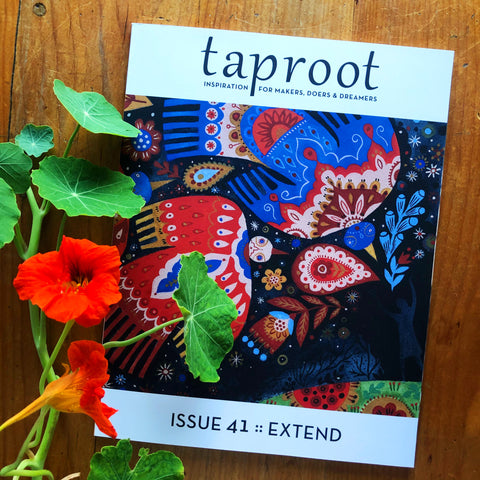 Taproot: Issue 41 :: EXTEND