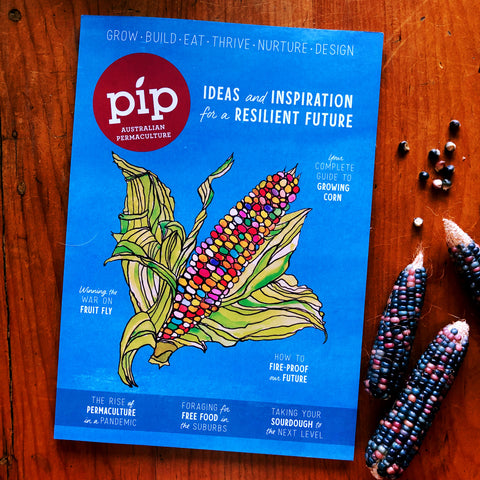 Pip Australian Permaculture Magazine - Issue 18