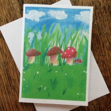 Big Owlet - Fungi Fields Gift Card