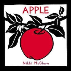 Apple - by Nikki McClure