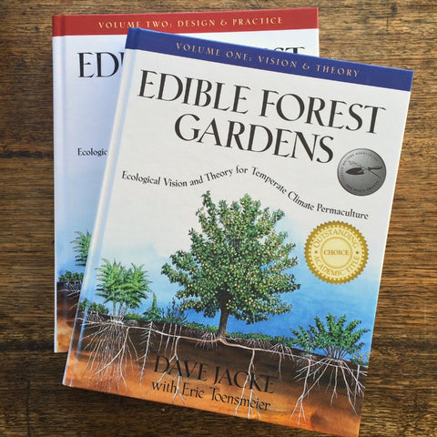 Edible Forest Gardens : Two Volume Set