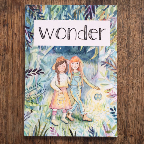 Wonder: Issue 1: Winter