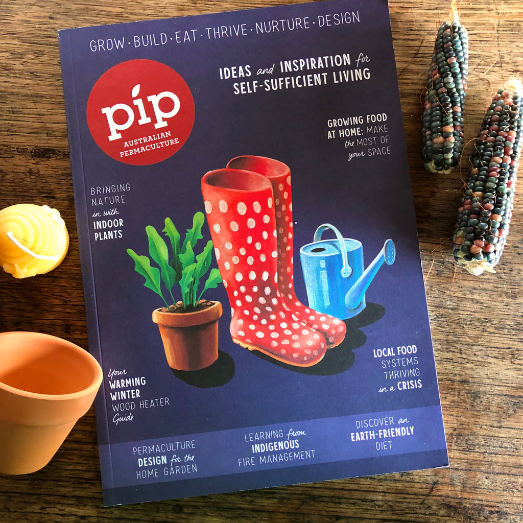 Pip Australian Permaculture Magazine - Issue 17