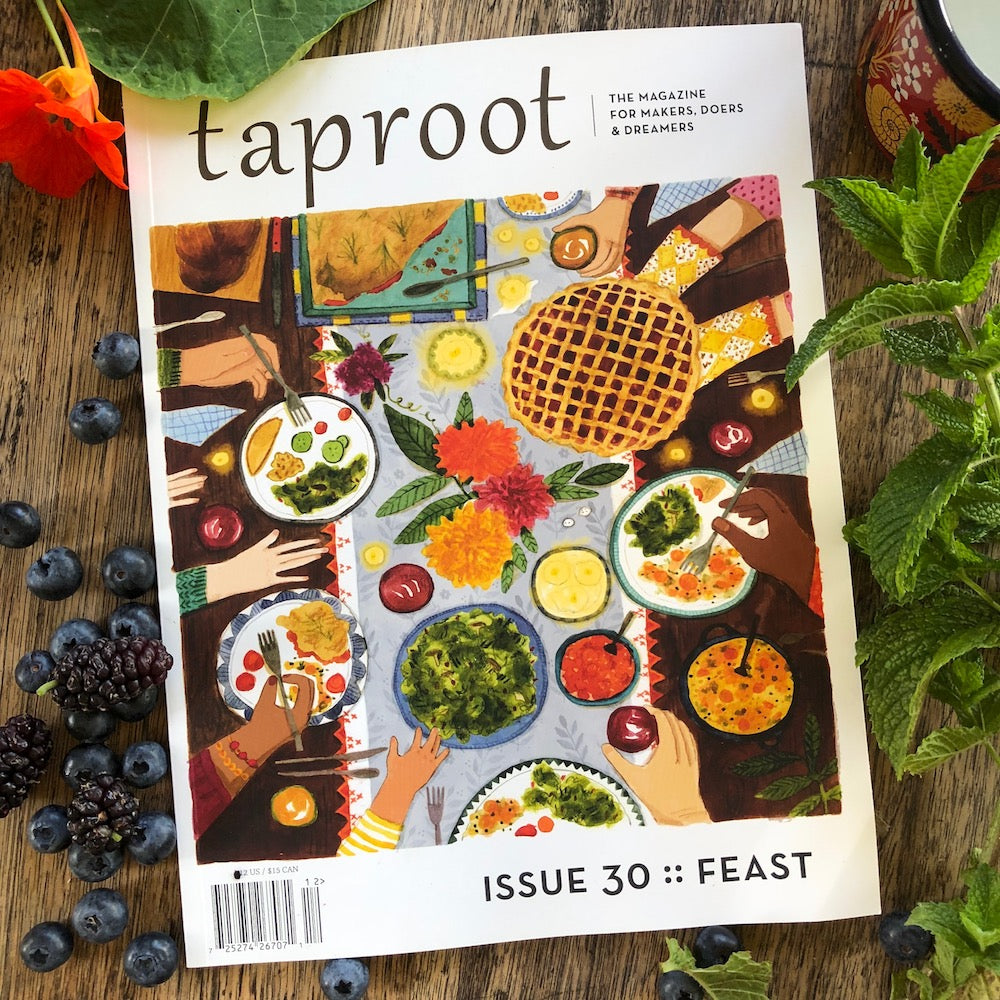 Taproot: Issue 30 :: FEAST