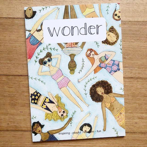 Wonder: Issue 8: Summer