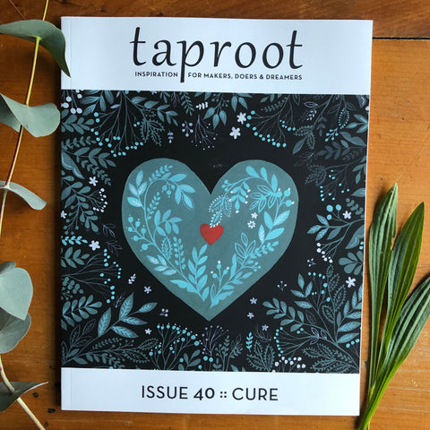 Taproot: Issue 40 :: CURE