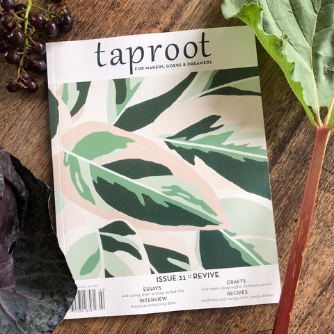 Taproot: Issue 31 :: REVIVE