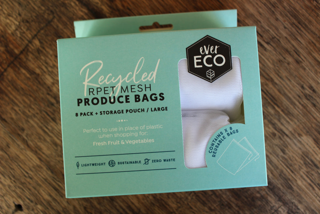 Produce Bag Set + Pouch