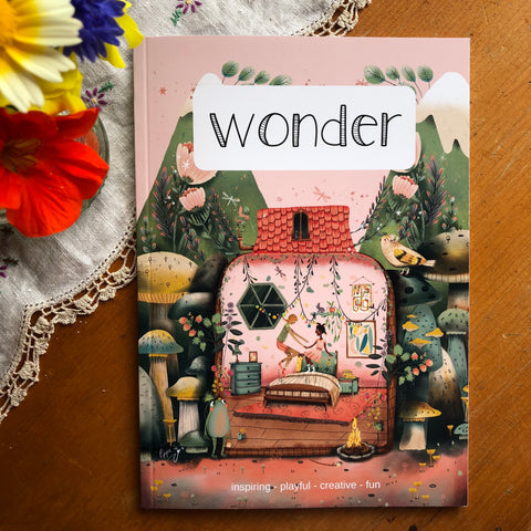 Wonder: Issue 14: Spring