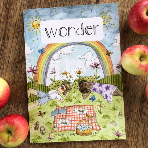 Wonder: Issue 8: Autumn