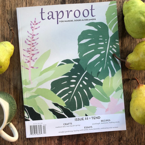 Taproot: Issue 32:: TEND