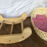Rocking Doll Cradle