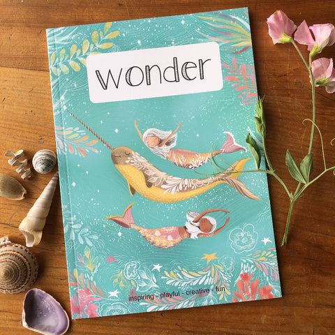 Wonder: Issue 15: Summer